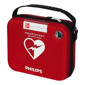 Philips Heartstart HS1 smalle draagtas