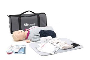 Laerdal Resusci Anne QCPR AED Torso draagtas (nieuwe versie)