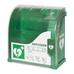 DefiSign / Aivia 100 AED binnen wandkast