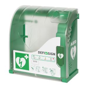 DefiSign / AIVIA 200 Buitenkast met verwarming