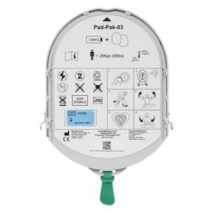 Heartsine Samaritan Pad-Pak batterij en elektroden volwassenen