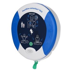 HeartSine Samaritan PAD 360P volautomaat