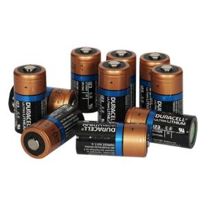 Zoll AED Plus batterijen