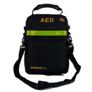 Defibtech Lifeline draagtas (softcase zwart)