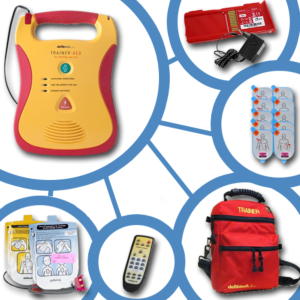 Defibtech Lifeline AED-trainer Actiepakket