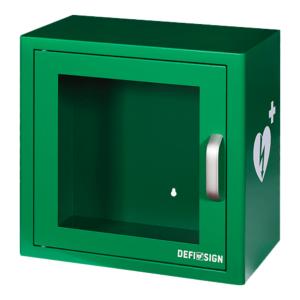 DefiSign AED wandkast met alarm (universeel)