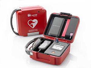 Philips Heartstart FR3 koffer