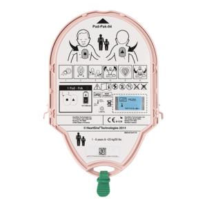 Heartsine Samaritan PediPak batterij en kinderelektroden