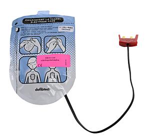 Defibtech Trainingselektroden kinderen (1 set)