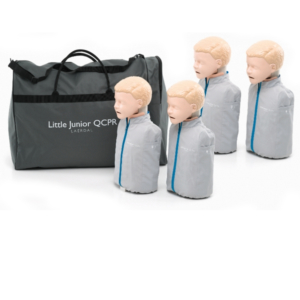 Laerdal Little Junior QCPR 4-pack