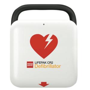 Physio Control Lifepak CR2 USB Halfautomaat AED