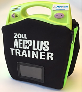 Zoll AED Trainer draagtas