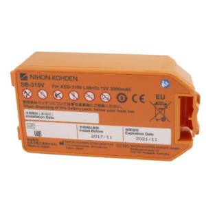 Nihon Kohden Batterij AED-3100