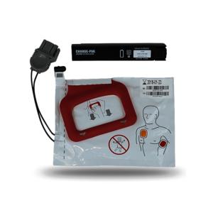 Physio-Control Lifepak CR Plus vervangingsset batterij en 1 paar elektroden