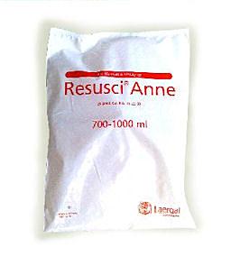 Laerdal Resusci Anne Luchtwegen 700-1000 ml