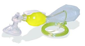 The Bag II disposable beademingsballon voor kinderen maat