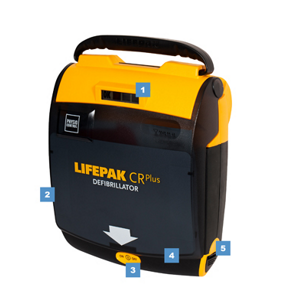 Physio-Control Lifepak CR Plus Volautomaat